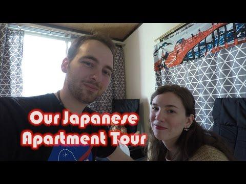 Japanese Apartment Tour 2017