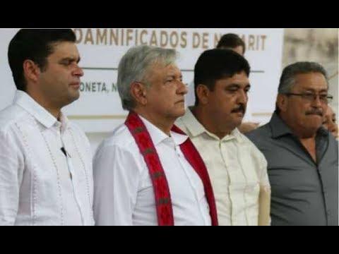 ¡NO A PENDEJADAS, CORRUPTELAS Y CHINGADERAS! AMLO REGAÑA A DELEGADO EN NAYARIT POR MENTIRLE DE CENSO