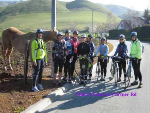 FFBC Cinderella Training Rides 2009