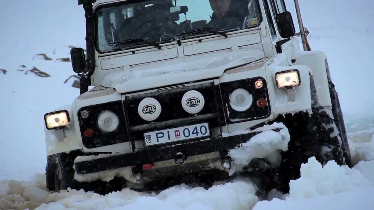 Iceland Super Jeep Tour: Essential Iceland in Winter - YouTube