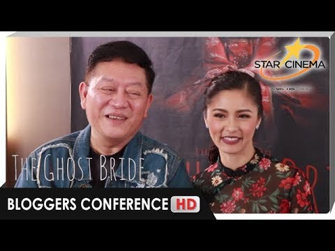 [FULL] 'The Ghost Bride' Bloggers Conference