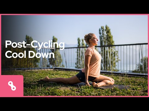 Essential Post-Cycling Stretches for Cyclists | CRC |