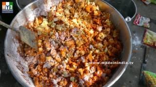Nutrious Crispy Cauliflower | Gobi fry  | INDIAN VILLAGE PARTY FOODS