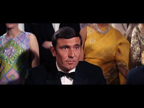 On Her Majesty's Secret Service - Skyfall Trailer Recut (HD)
