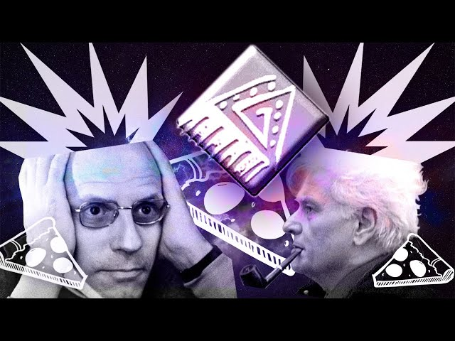 Postmodern Pedophile Conspiracy Theory?