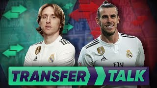 Zinedine Zidane To Replace Bale And Modric With £300M Galactico Duo?! | Transfer Talk