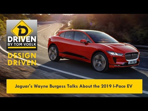 Jaguar I-pace Design Walk Around