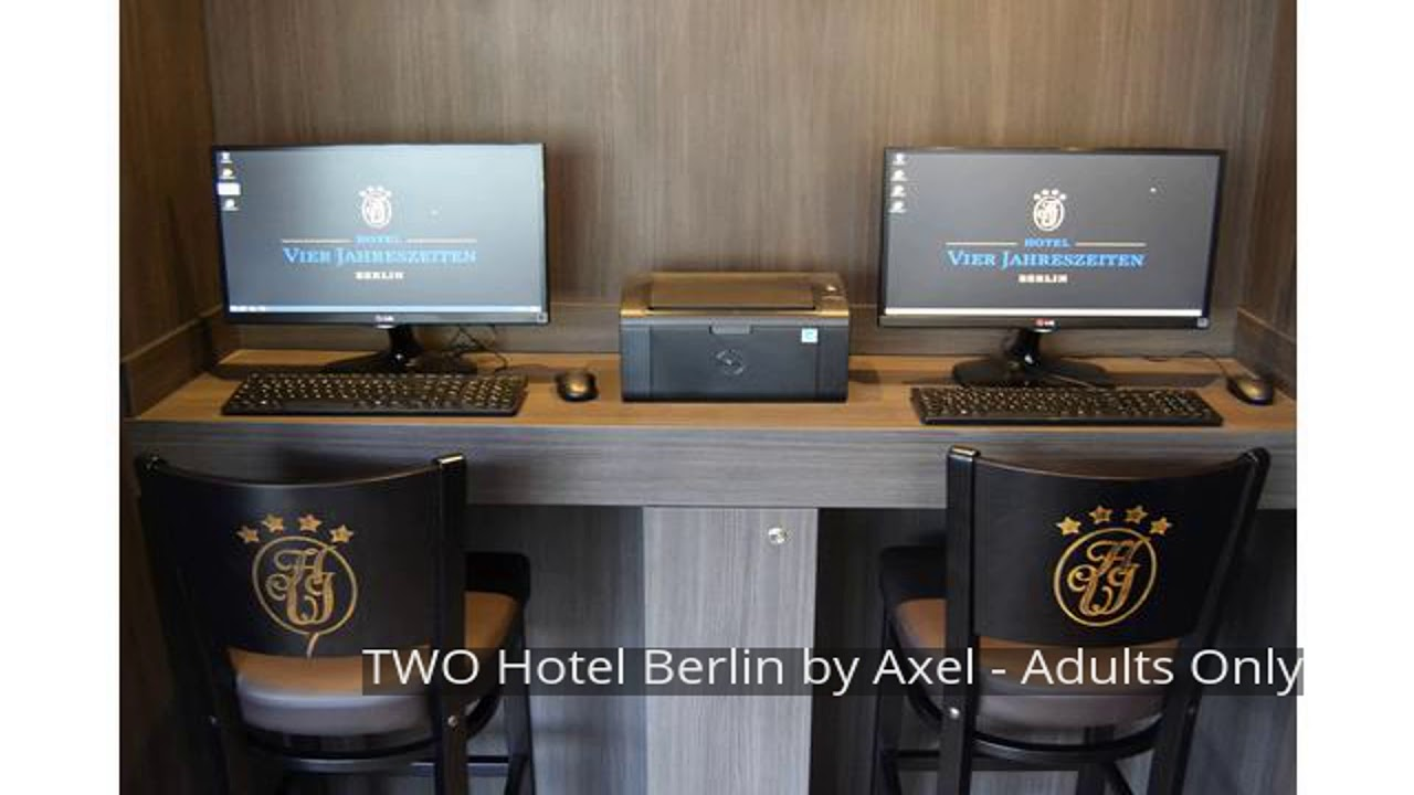 Two Hotel Berlin By Axel Adults Only