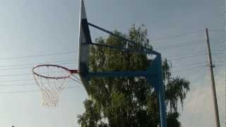 How to make a basketball board / Баскетбольный щит