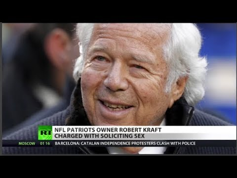 RT America: Was Patriots owner Kraft targeted? Who's next?