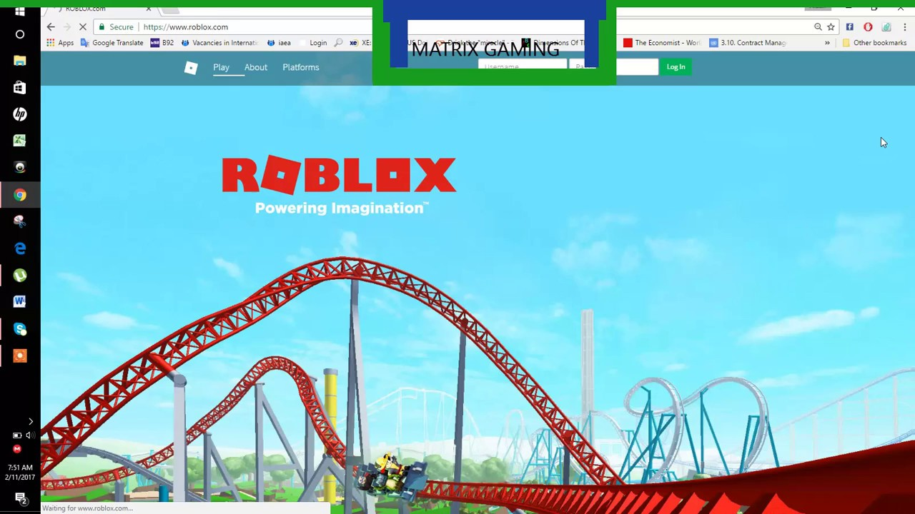 Team TRP - How to find your Roblox Password