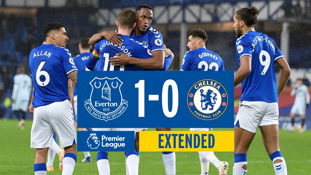 Download EXTENDED HIGHLIGHTS: EVERTON 1-0 CHELSEA