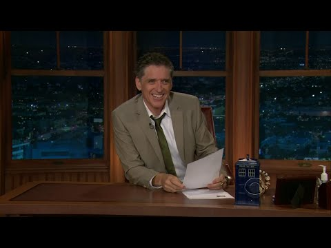 Late Late Show with Craig Ferguson 2/24/2011 Forest Whitaker, Teresa Palmer