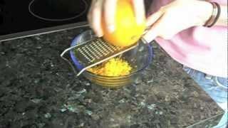 Orange Almond Shortbread Cookies Recipe