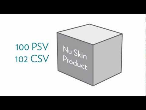 Nu Skin PSV and GSV