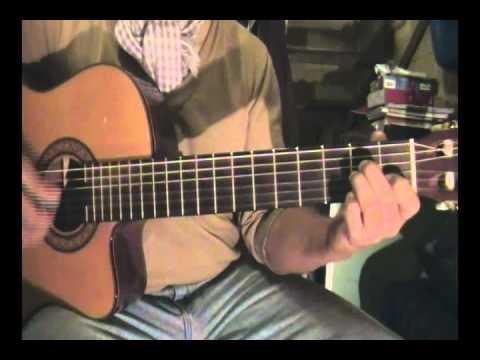 PRAISE ADONAI EN GUITARRA  (David Cancino)