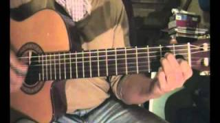 PRAISE ADONAI EN GUITARRA  (David Cancino)