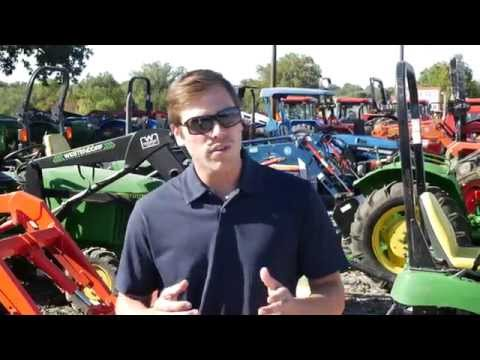 Big Red's Equipment Pre-owned Tractor Inventory Informational Video In HD