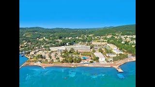 Греция остров Корфу|Керкира отель Месонги бич 3*|Messonghi Beach Holiday Resort 3* Corfu Greece