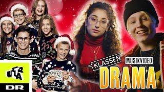Klassens perfekte jul - Drama (Musikvideo) | Ultra