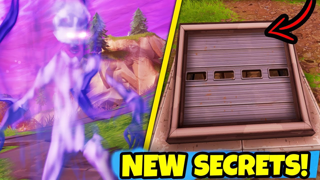 New Season 6 Easter Eggs Secrets In Fortnite Battle Royale