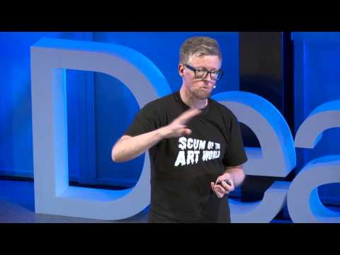 Question of Trust | David Cross | TEDxDeakinUniversity
