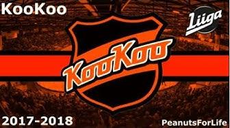 KooKoo Kouvola 2017-18 Maalilaulu (VANHENTUNUT)