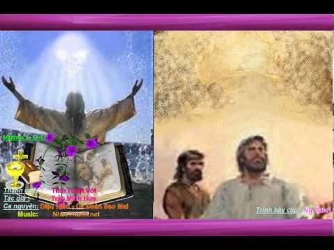 (CN-TN-A) Chúa Giêsu Chịu Phép Rửa