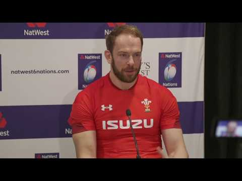 Alun Wyn Jones and Warren Gatland Press Conference | NatWest 6 Nations