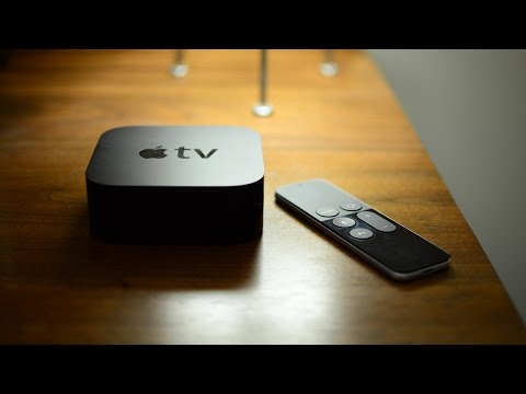 2015 4th Generation Apple TV - [Review]