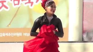 폴댄스공연2, 루비폴댄스, 양촌곶감축제 20191214