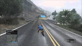 gta 5 online dirt bike race horse power