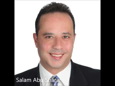 Palestinian Salam Abu Sharar Talks Palestine