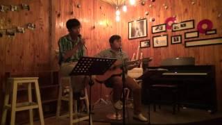 """Tuổi đá buồn - Đoàn Trai ft. Nauy [Đêm nhạc """"Ru tình"""" - Xương Rồng Coffee & Acoustic]"""