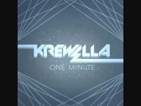 Krewella - One Minute (Lyrics) - YouTube