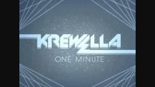 Krewella - One Minute (Lyrics)