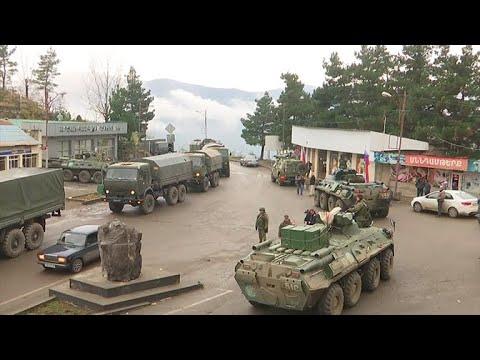 Лачинский район в Нагорном Карабахе перешел под контроль Азербайджана