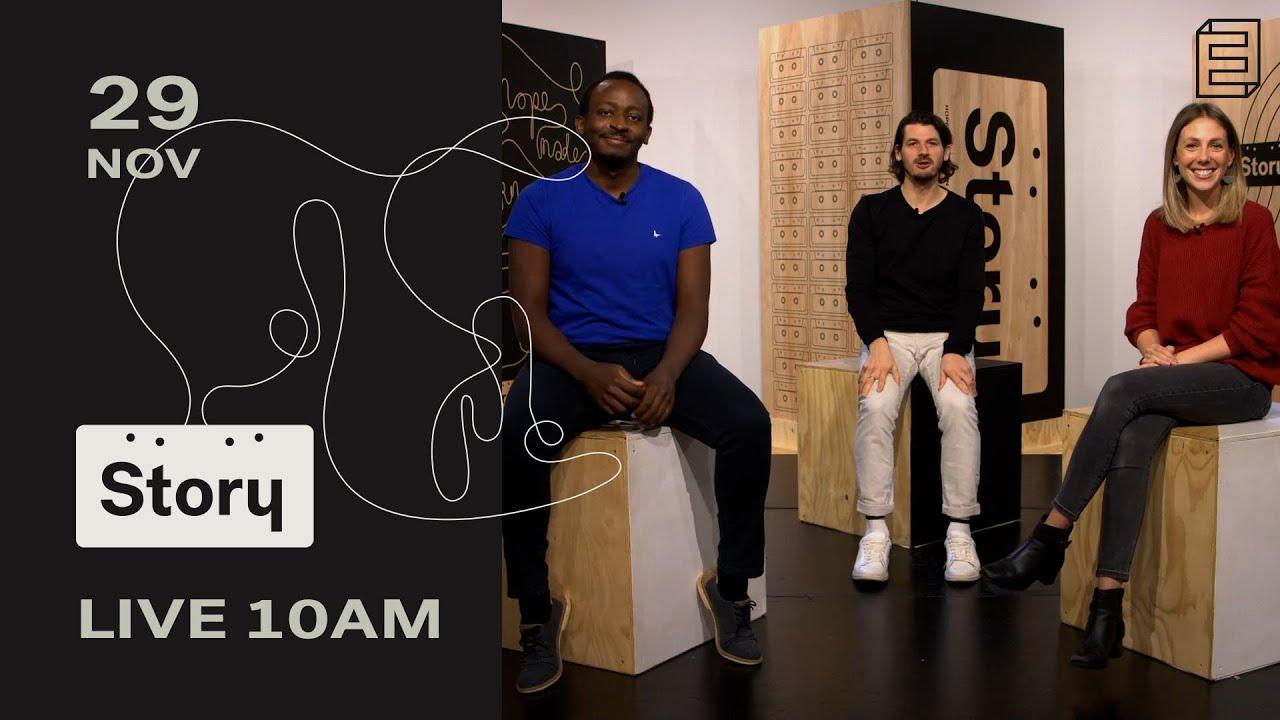 Emmanuel Live Online Service // 10am Sun 29 Nov 2020 Cover Image