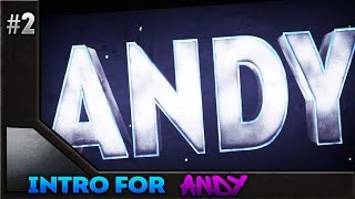 INTRO #2 | *ANDY*            - By MacRi