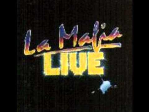 La Mafia - No Me Abandones - Live 1987