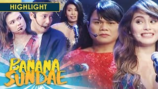 Banana Sundae: Beauty pageant