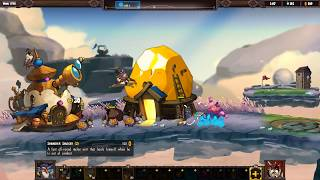 Swords and Soldiers 2 Shawarmageddon Gameplay Review