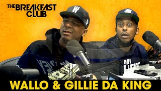 Wallo & Gillie Da King Talk Respect, Lessons To The Youth, Hip Hop Hypotheses + More
