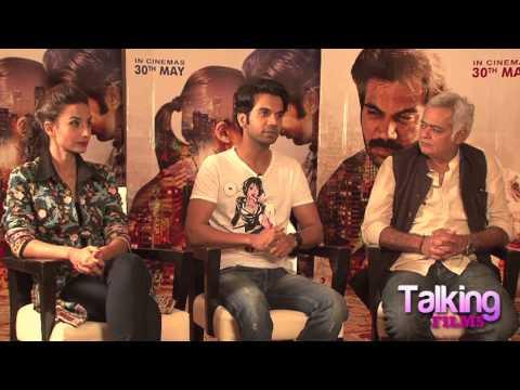 Hansal Mehta Rajkummar Rao Patralekha Exclusive Interview On CityLights 1