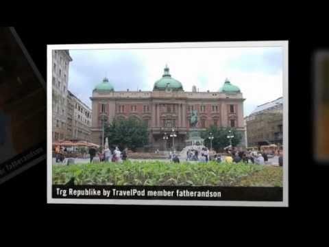 Trg Republike - Belgrade, Serbia and Montenegro