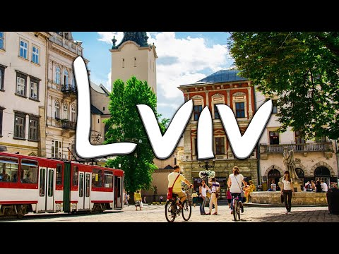 Lviv Ukraine 2018 video visiting |Львов 2018|