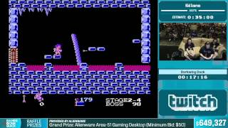 Kid Icarus by Darkwing Duck in 31:46 - Summer Games Done Quick 2015 - Part 136