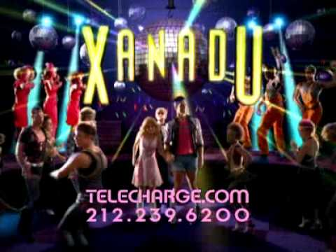 'XANADU' The Musical TV Commercial