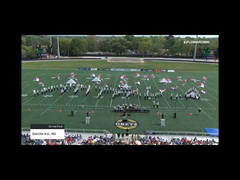 Oakville High School Marching Band 2019 - Central Ohio