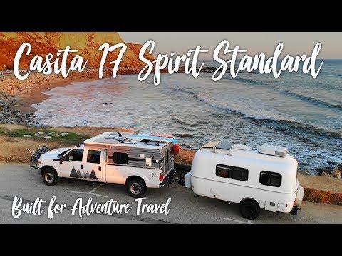 Our Casita 17 Spirit Standard :: Built For Adventure Travel :: For Sale